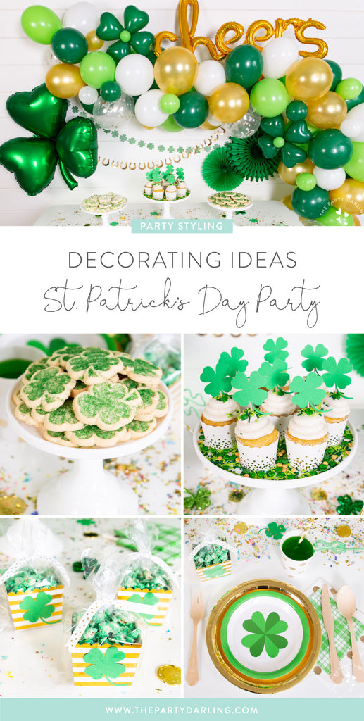 St Patrick's Day Party Decorating Ideas
