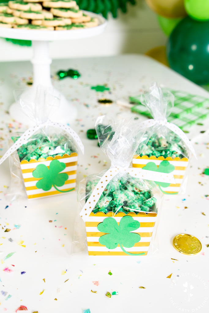 St Patrick's Day party favors