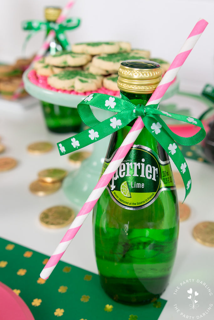 Perrier St Patrick's Day