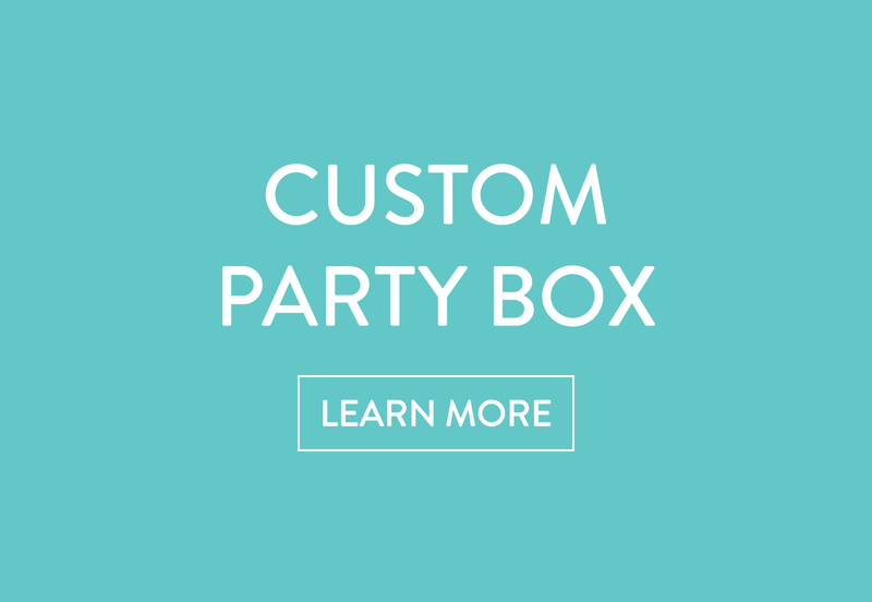 custom party in a box made for you