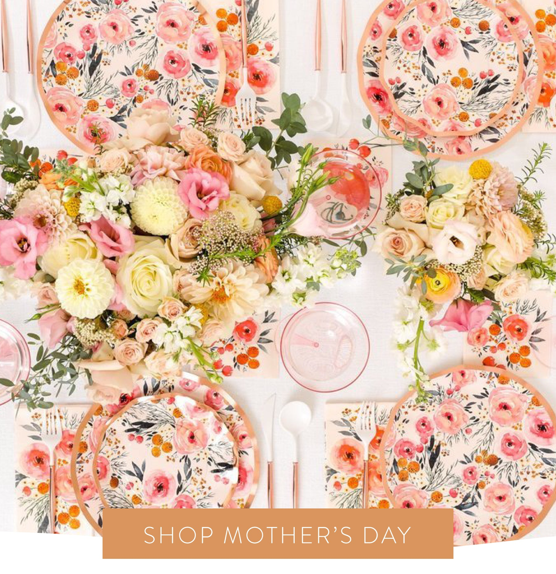 Shop for Mother's Day Party Supplies