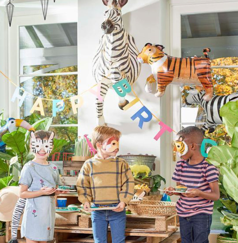 Shop for party animals birthday supplies and decorations and go wild
