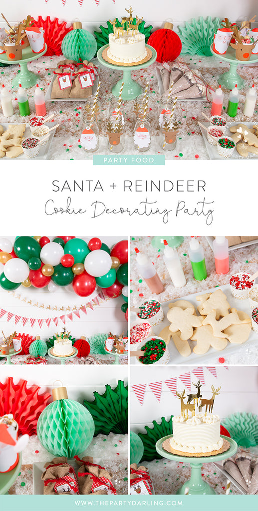 How to host a cookie decorating party for kids
