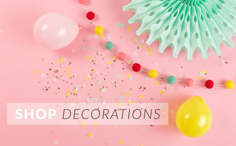 The Party Darling Decorations and Party Supplies