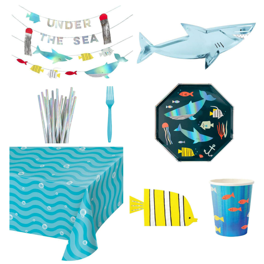 Under the Sea Party Kit