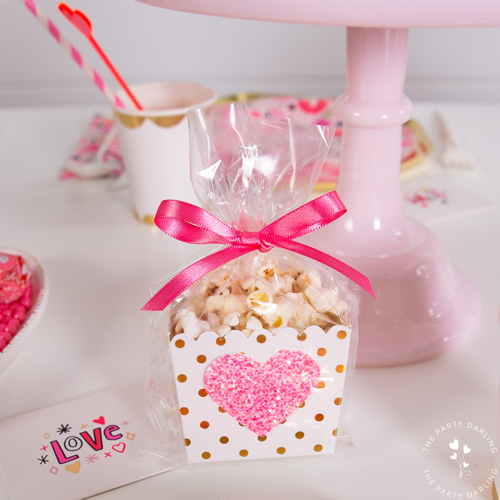 valentine's party favors