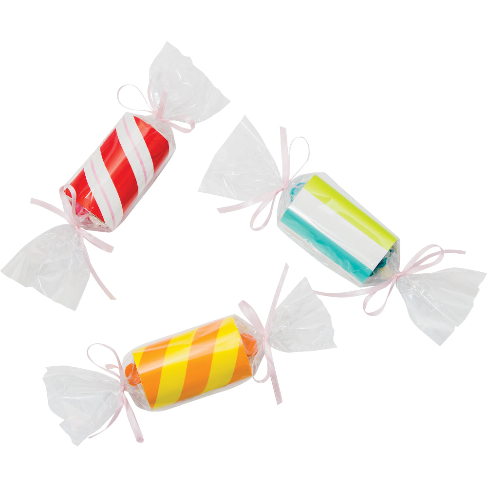 Candy Shop Party Favor Treat Rolls | The Party Darling