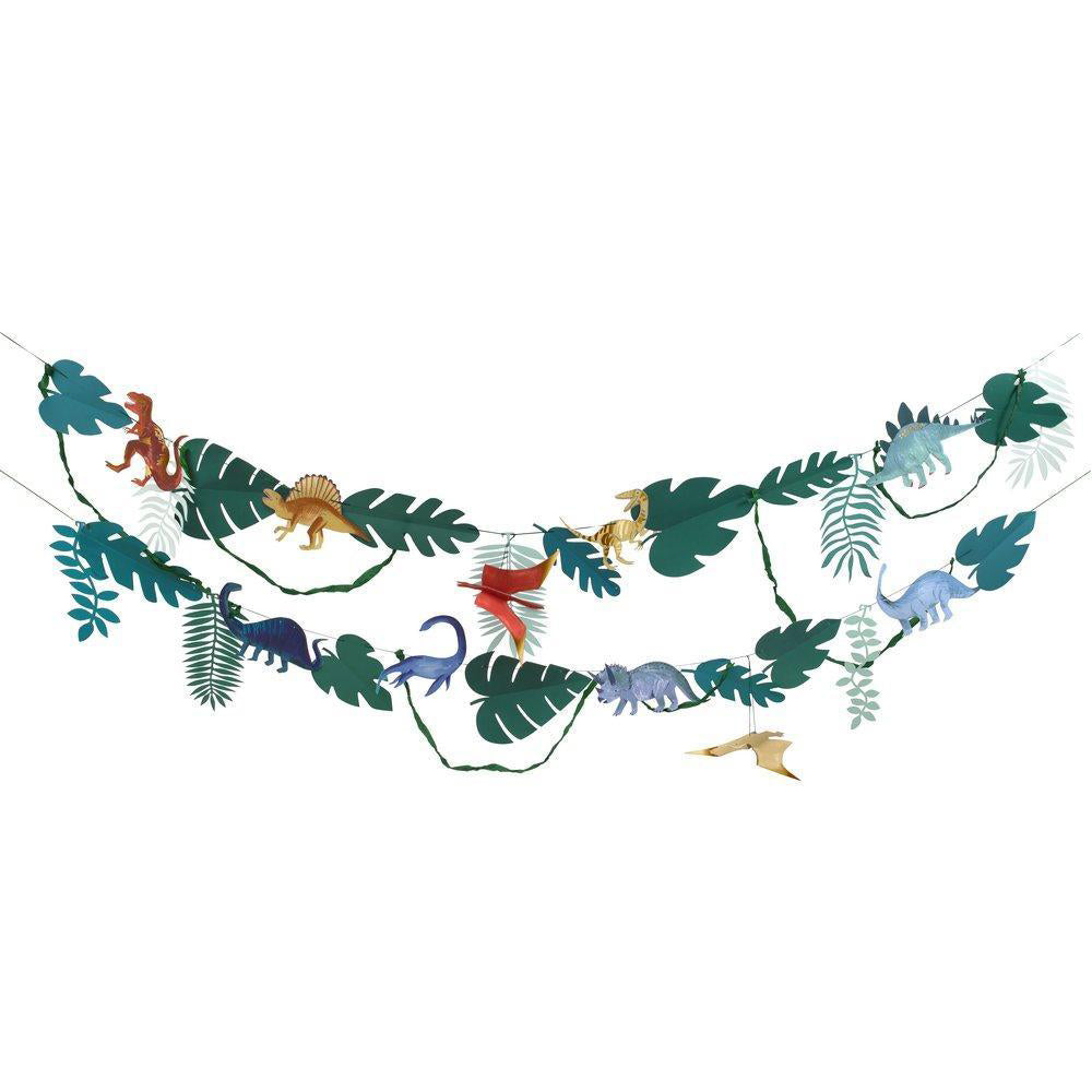 Dinosaur Kingdom Party Garland