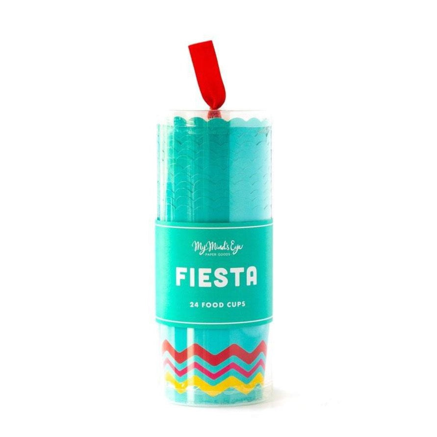Fiesta Food Cups and Treat Cups