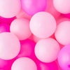 Pink Mini Balloons Pack
