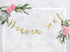heaven sent banner for backdrop