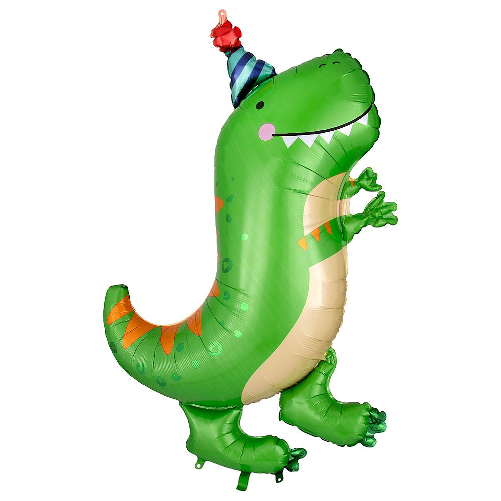 Giant Dino-Mite Balloon 34"