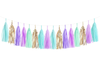 Mermaid Tassel Garland Kit | The Party Darling