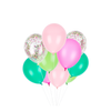 Merry & Bright Classic Balloon Bouquet | The Party Darling