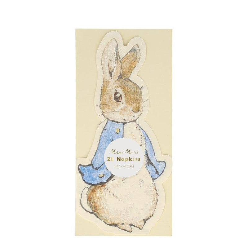 Peter Rabbit Beverage Napkins Meri Meri