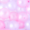 Pink & Purple Mini Balloons