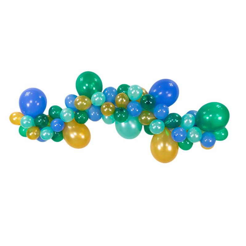 Dinosaur Kingdom Balloon Garland Kit - 6ft.