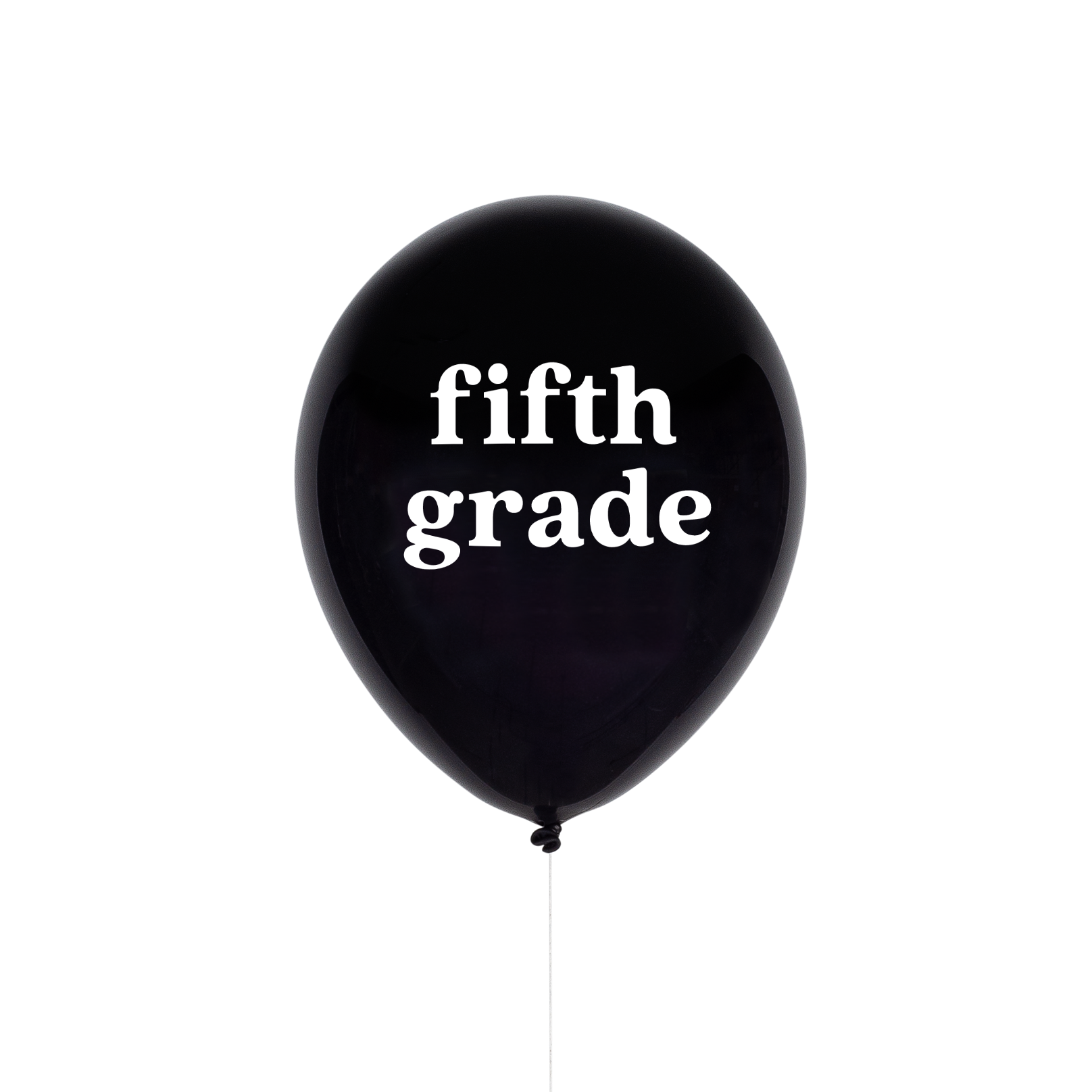 Fifth Grade School Balloon | The Party Darling