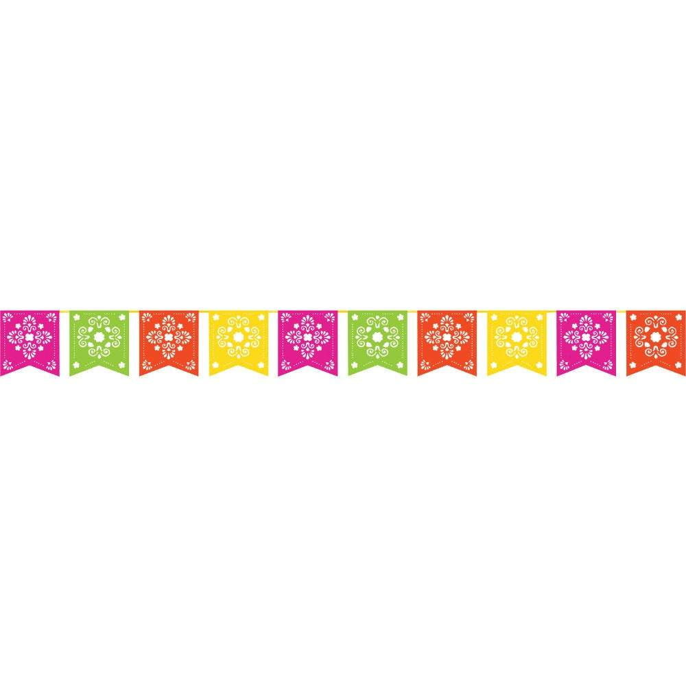 Papel Picado Banner 10ft