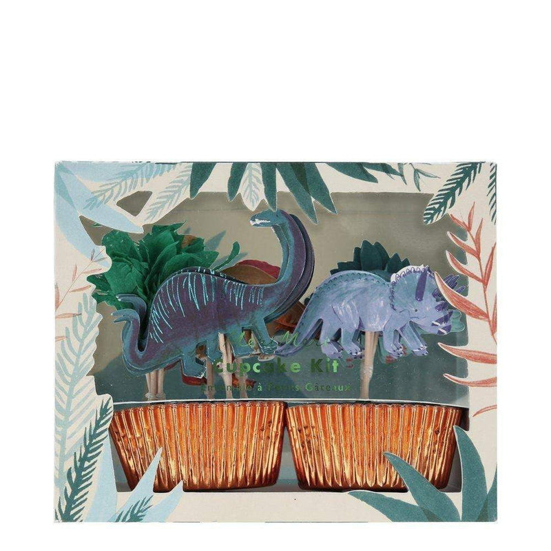 Dinosaur Kingdom Cupcake Kit