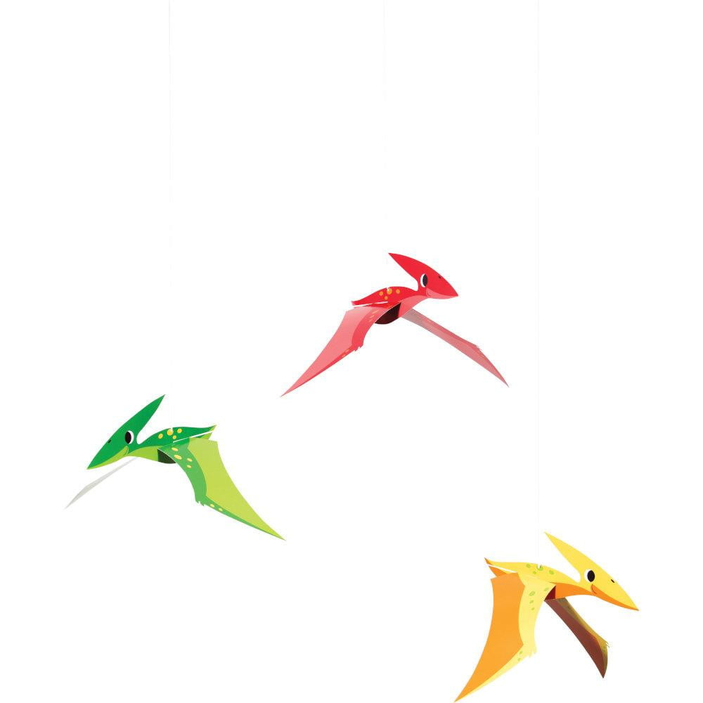 Dinosaur Pterodactyl Hanging 3D Decorations