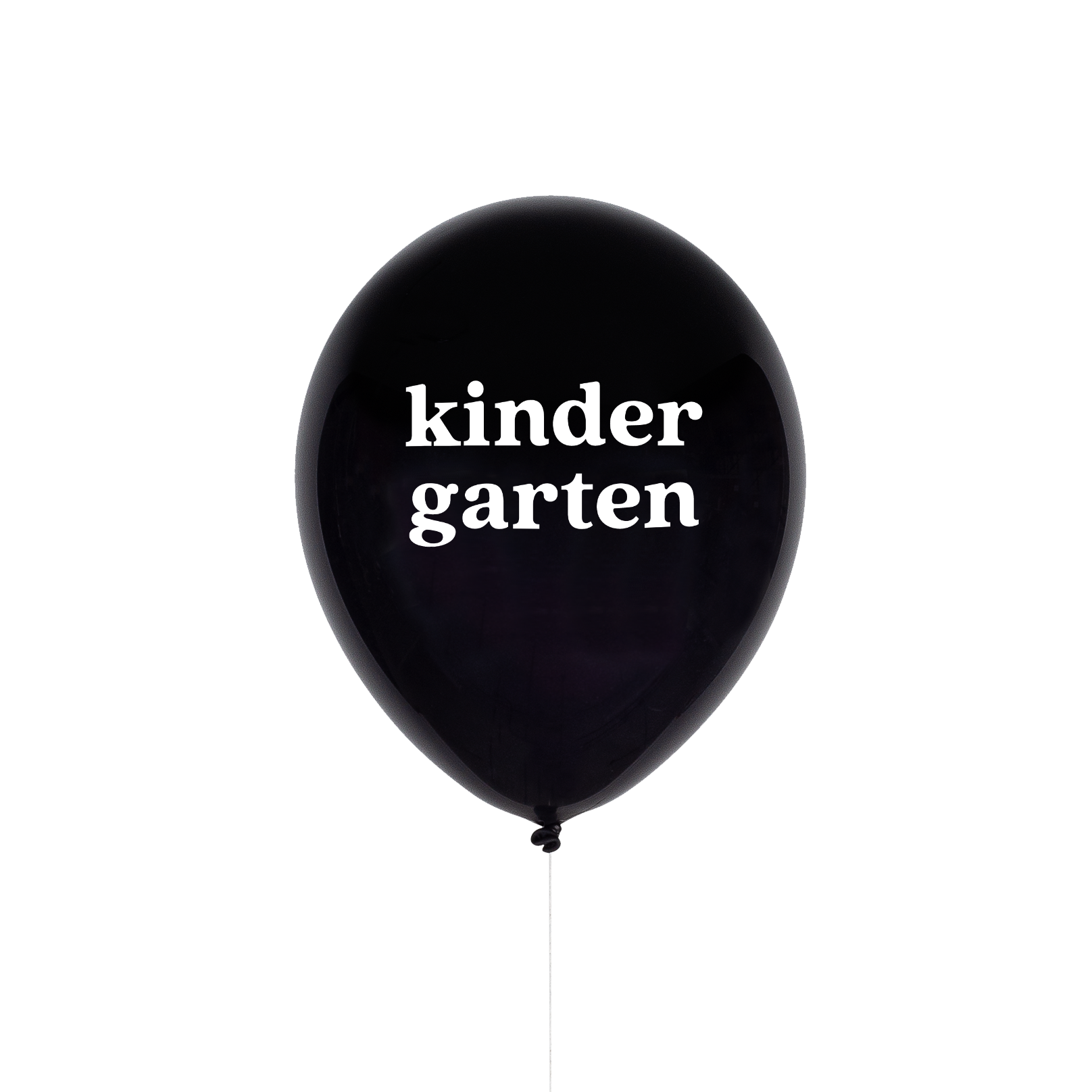 Kindergarten Grade School Balloon | The Party Darling