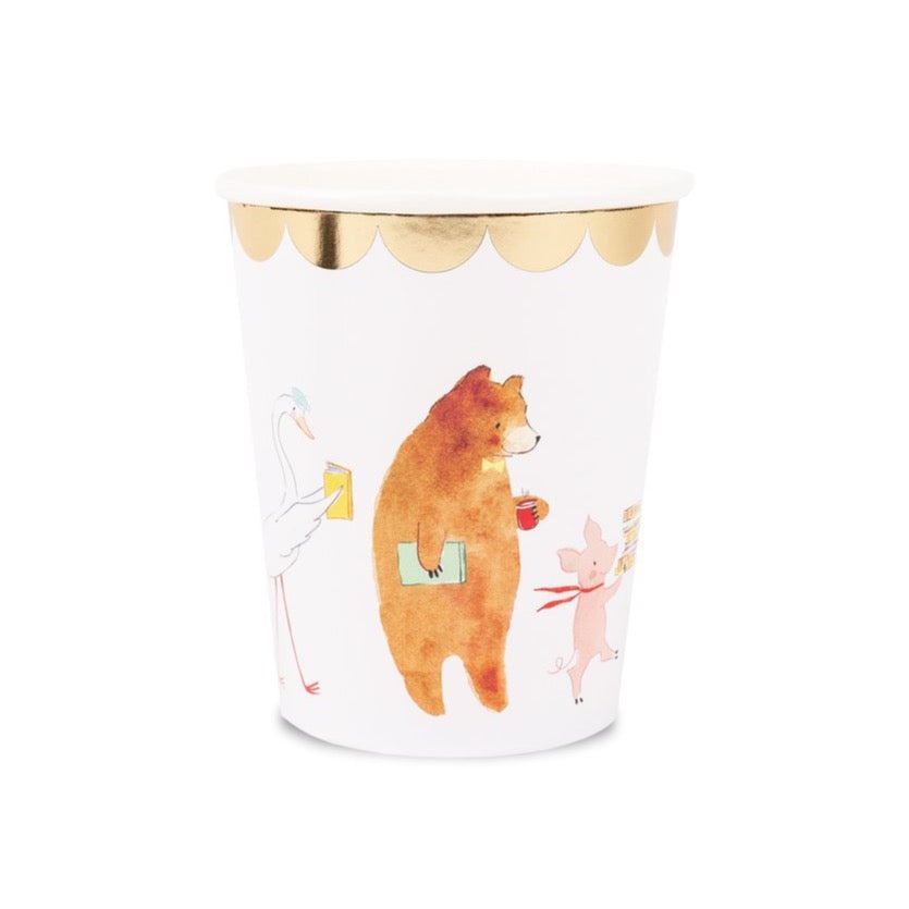 Lola Dutch Parade Cups | The Party Darling
