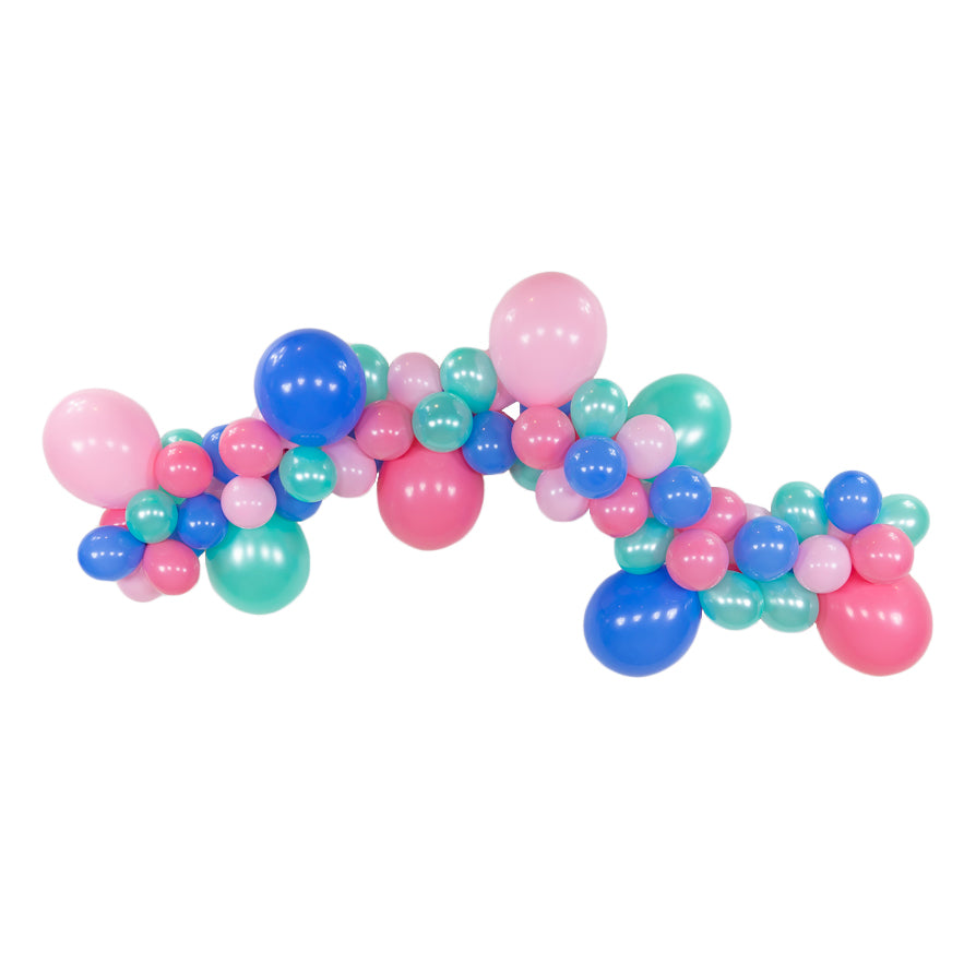 Magical Rainbow DIY Balloon Garland Kit 6ft