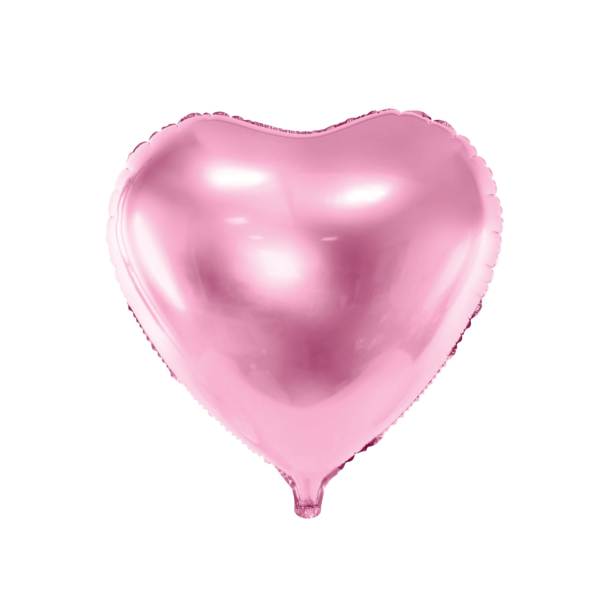 Pink Heart Foil Balloon 18""
