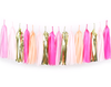 Pink Party Tassel Garland Kit