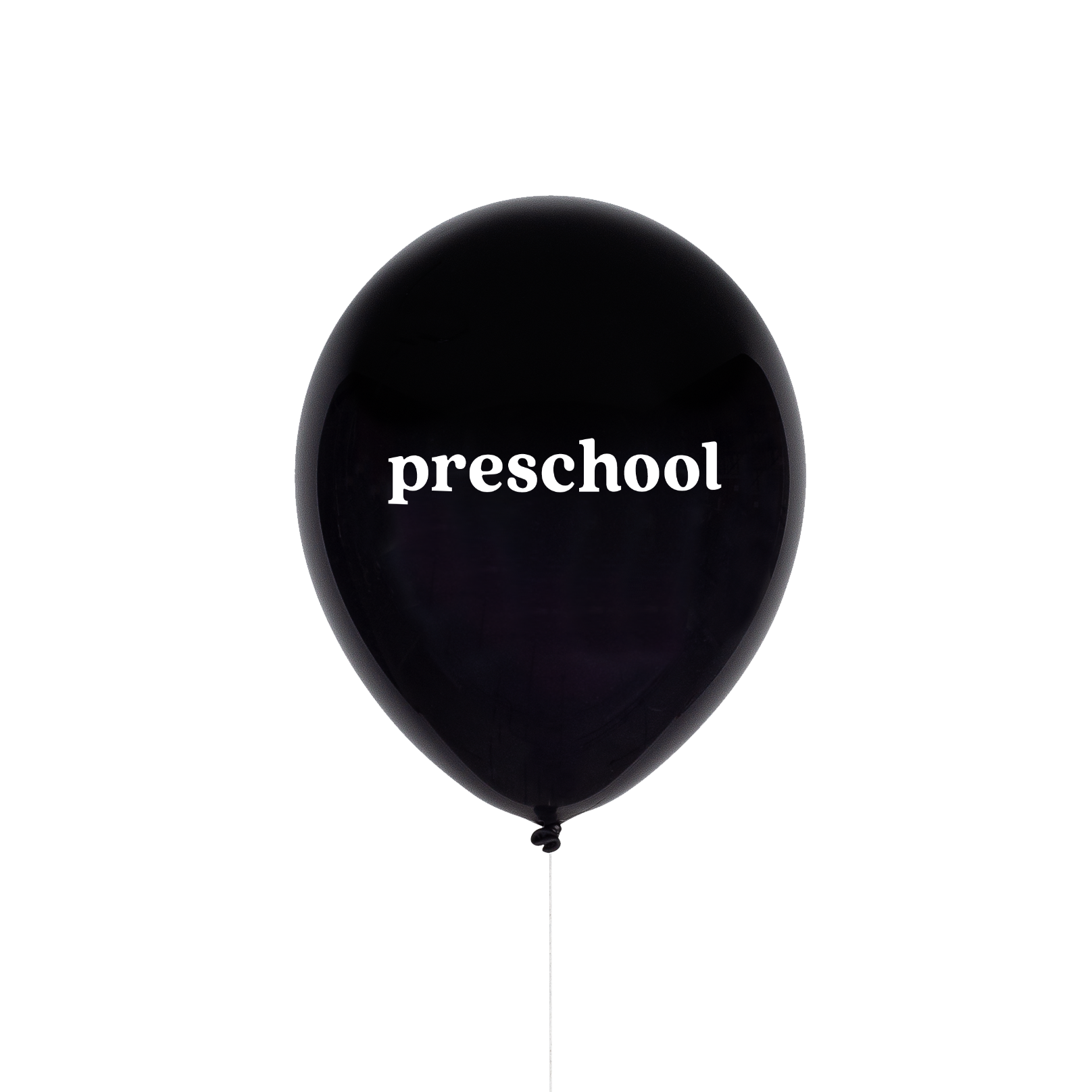 Preschool Grade School Balloon | The Party Darling