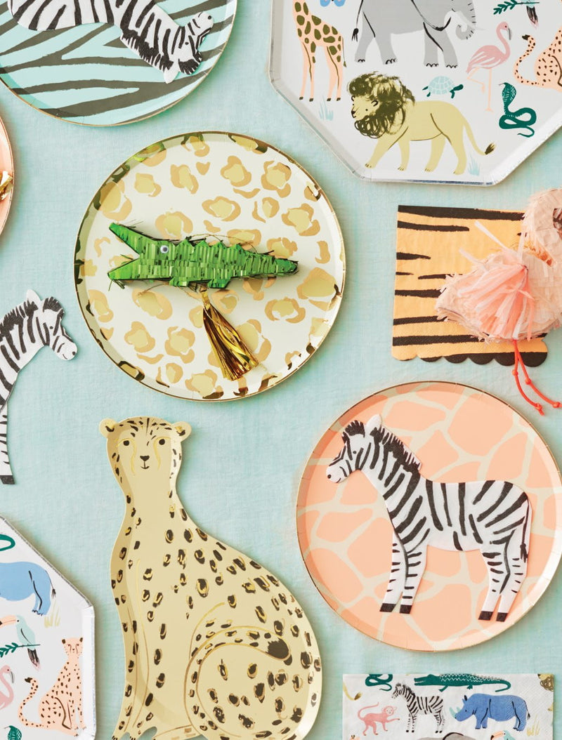 Safari Animals Party Supplies
