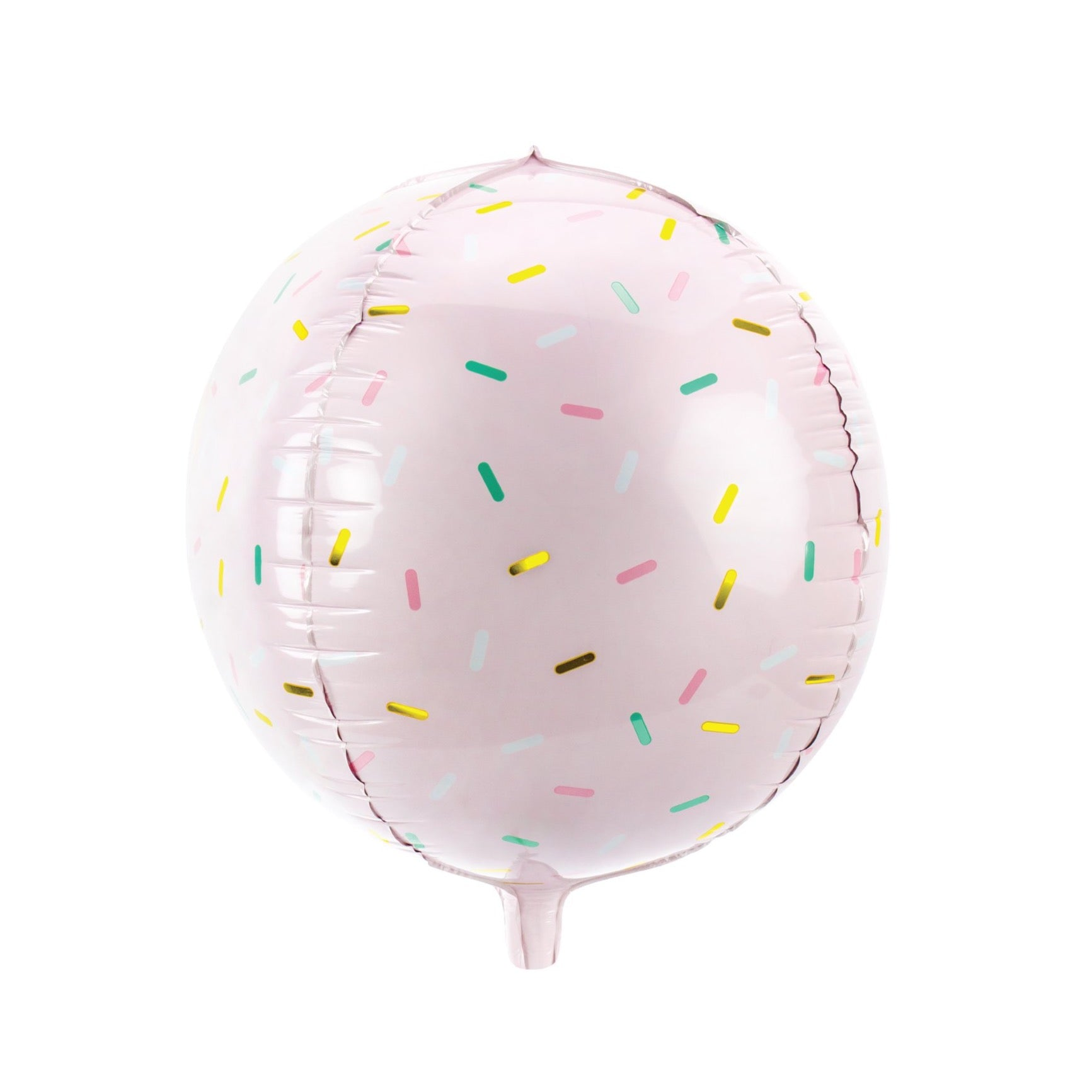 Sprinkles Ball Foil Balloon 16""
