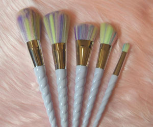 UnicHorn™ Makeup Brushes - 5 Piece Set