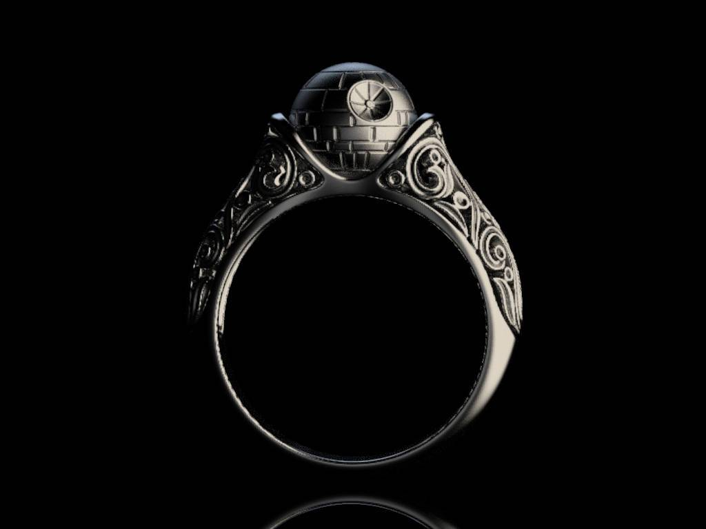 The Empire Strike Back Ring