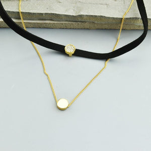 Two Layer Necklace