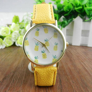 Pineapple Watches - Free Shipping