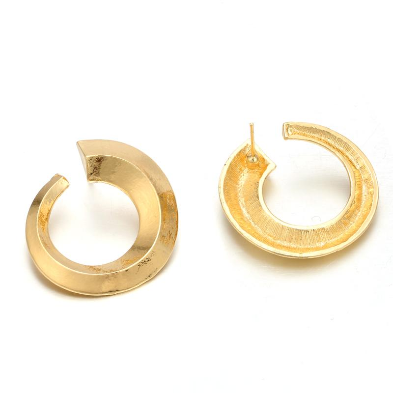 Vigorous Spiral Earrings