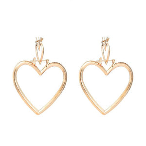 Hefty Love Earrings