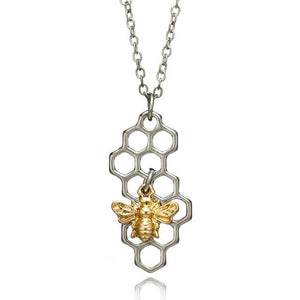 Adorable Bee Necklace