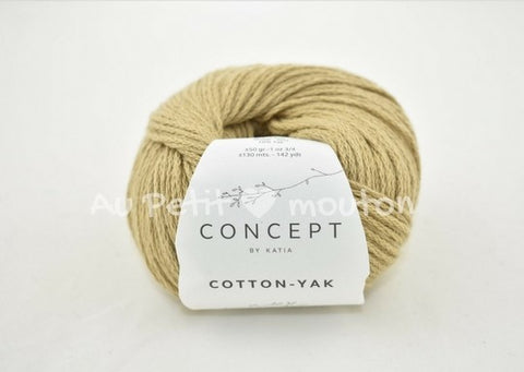 Cotton yak de Katia