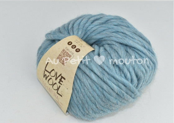 Love wool de Katia