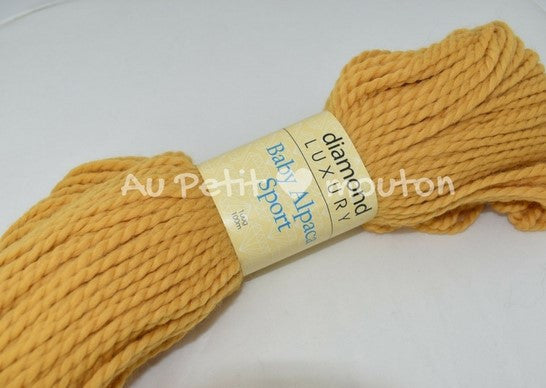 Baby alpaca sport de Diamond Luxury