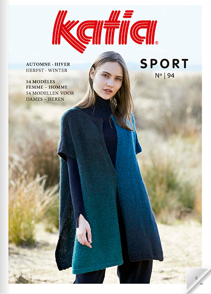 Catalogue Sport 94 de Katia