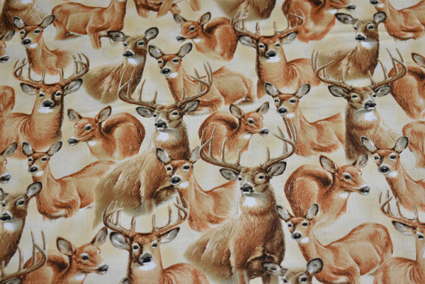 Deer mountain de Quilting Treasure