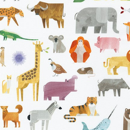 A to Z Animals de Robert Kaufman