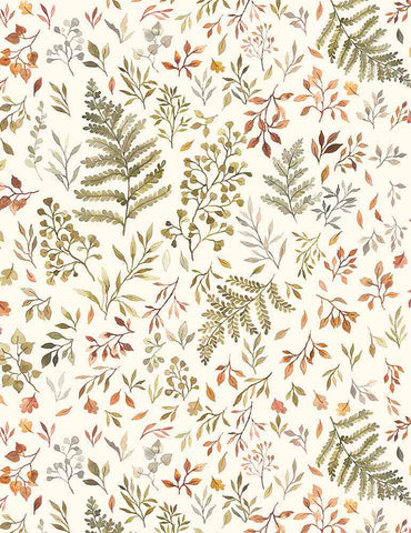 Autumn ferns & leaves de Dear Stella
