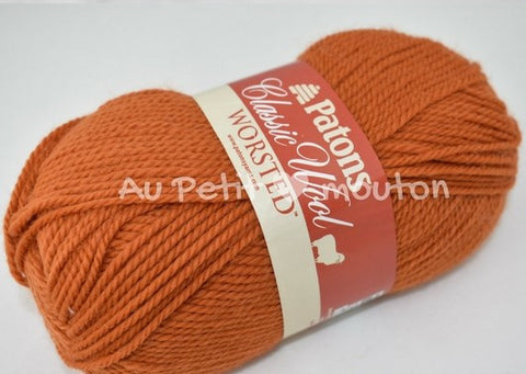 Classic wool worsted de Patons