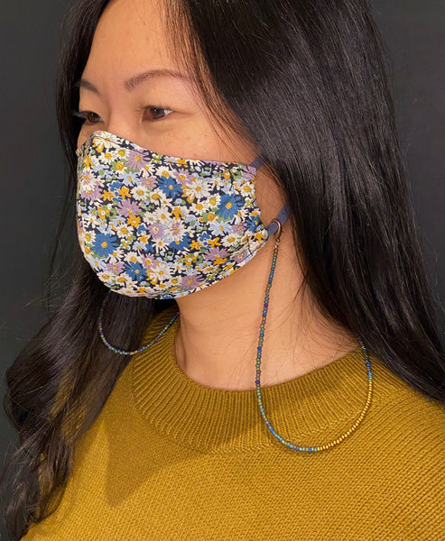 Mora Mora NYC Beaded Mask Chain #6
