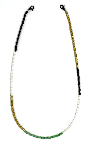 Mora Mora NYC Beaded Mask Chain #2